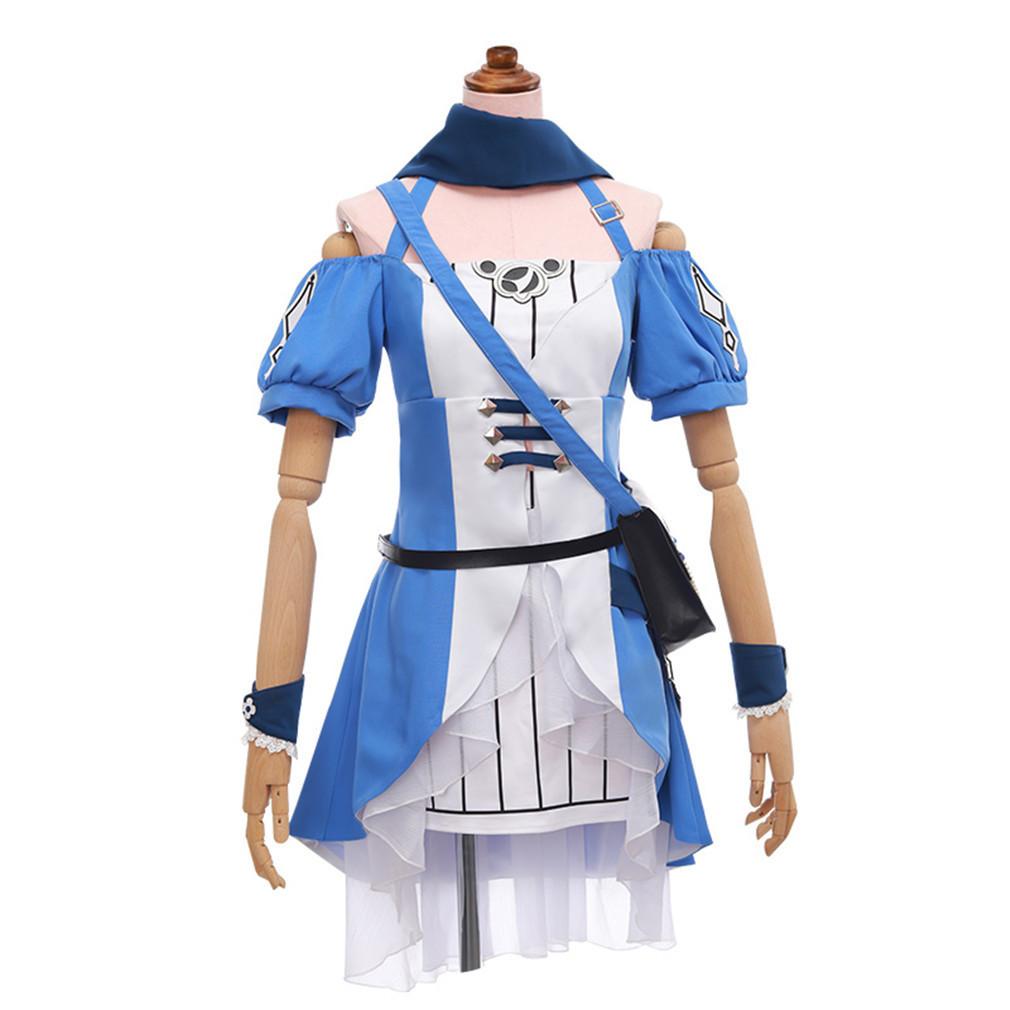 ウマ娘 プリティーダービー Super Creek スーパークリーク 風 コスプレ衣装 cosplay コスチューム 変装 仮装 ハロウィン イベント_画像1