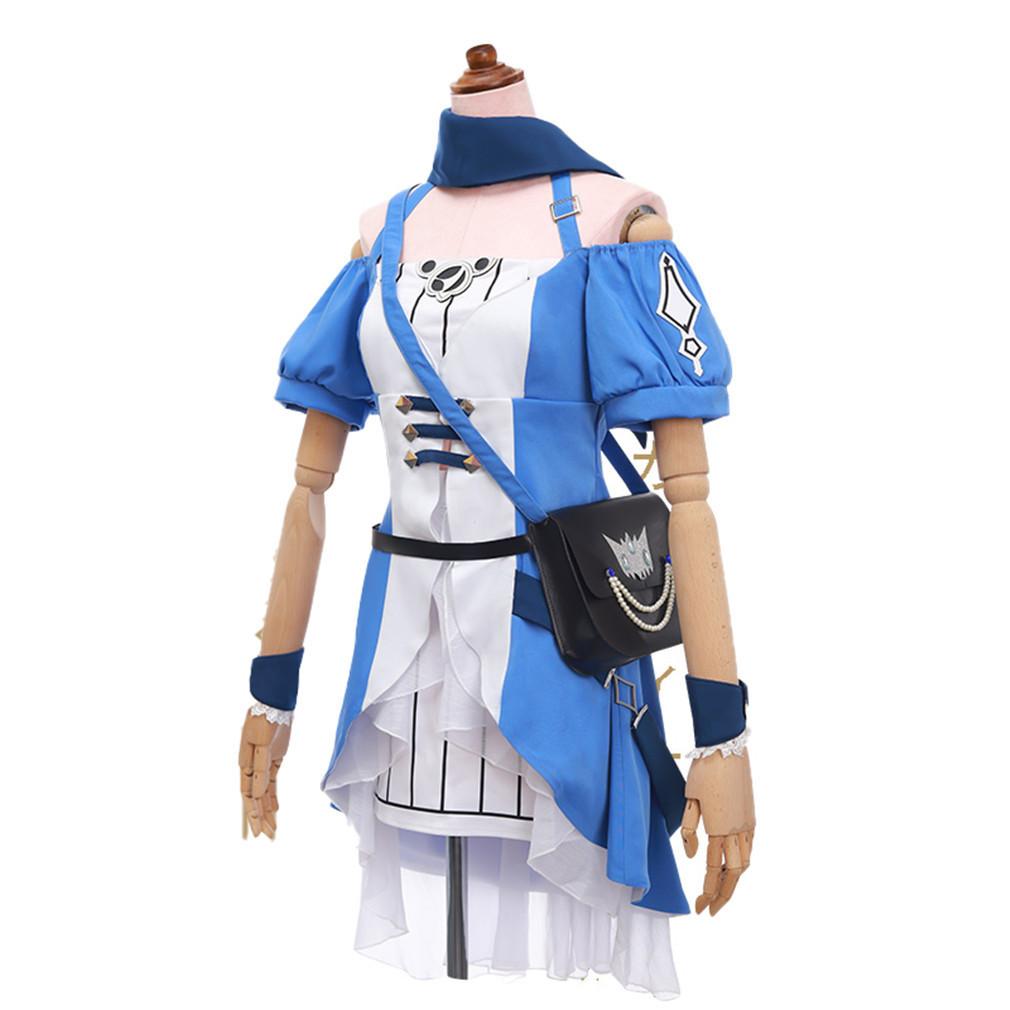 ウマ娘 プリティーダービー Super Creek スーパークリーク 風 コスプレ衣装 cosplay コスチューム 変装 仮装 ハロウィン イベント_画像2