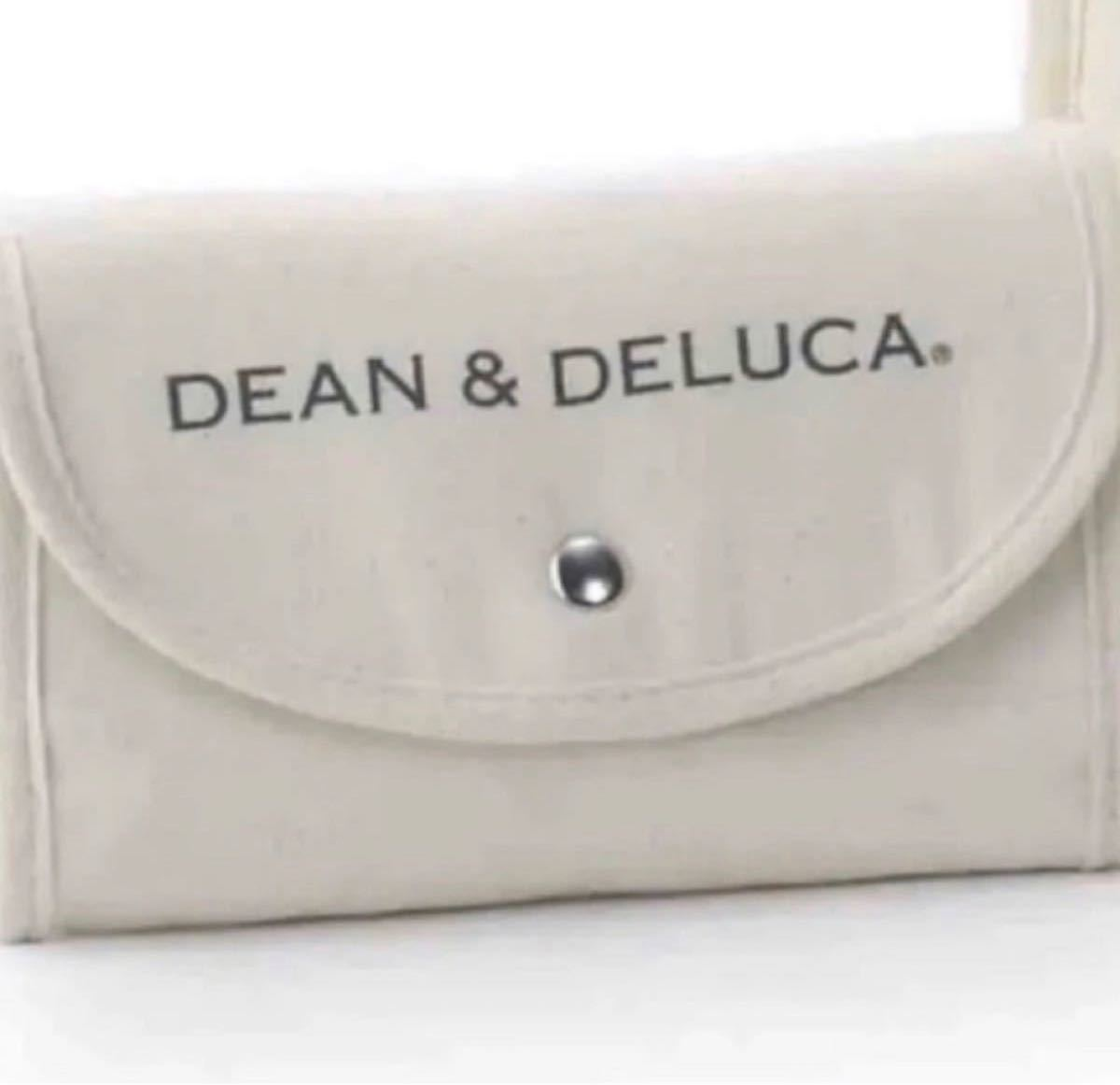DEAN&DELUCA ショッピングバッグ エコバッグ ディーンアンドデルーカ ディーンデルーカ