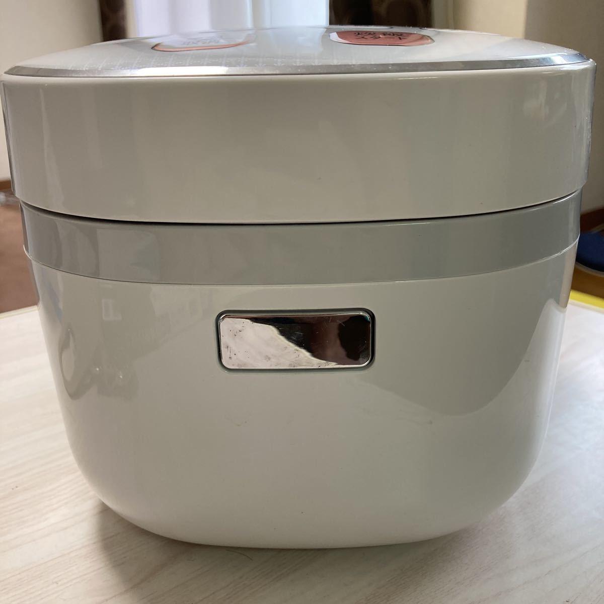 炊飯器3合炊き