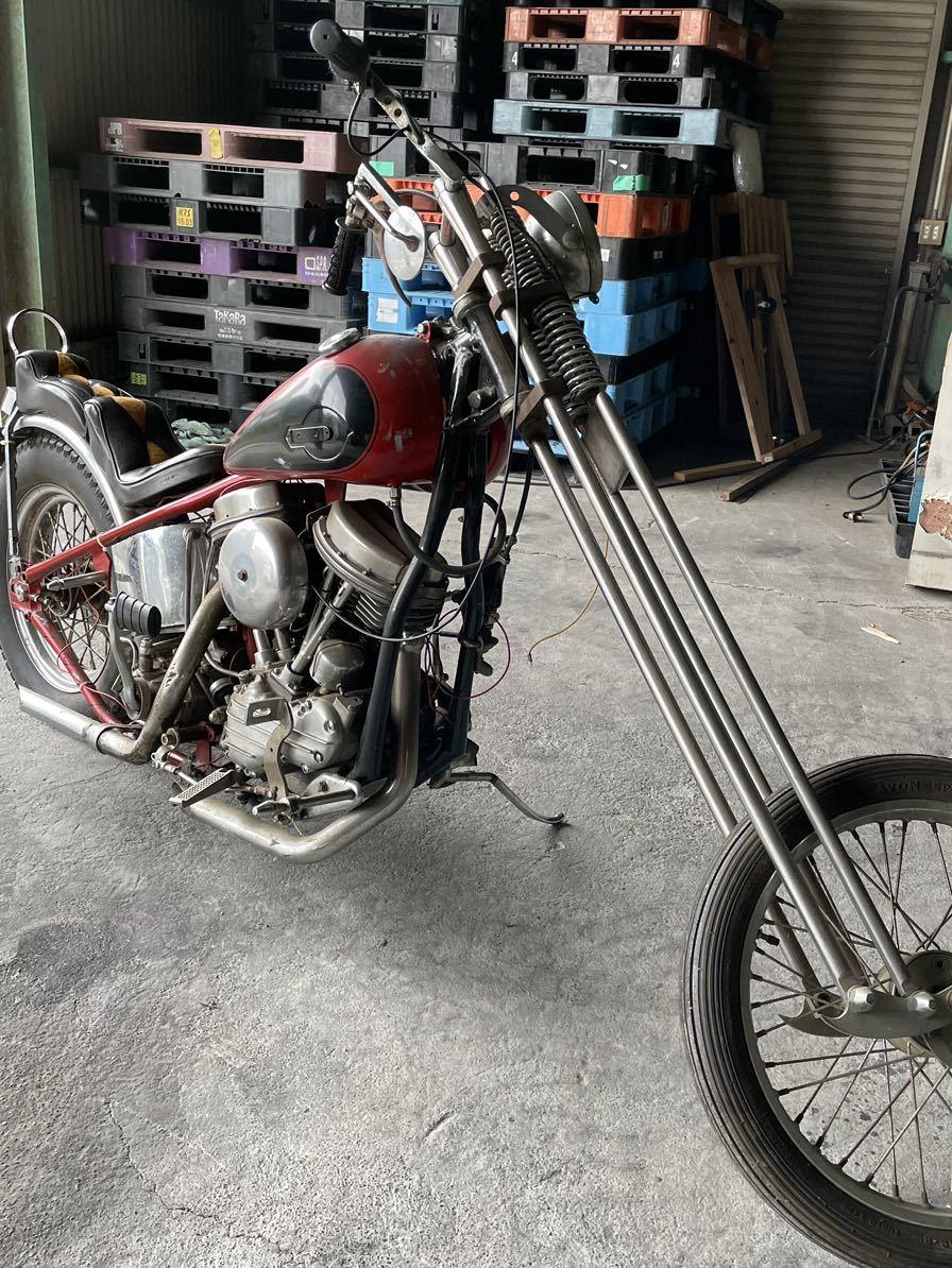 「★60 FLH パン Chopper★」の画像3