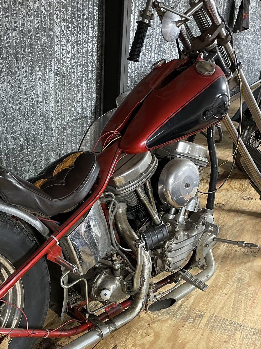 「★60 FLH パン Chopper★」の画像2
