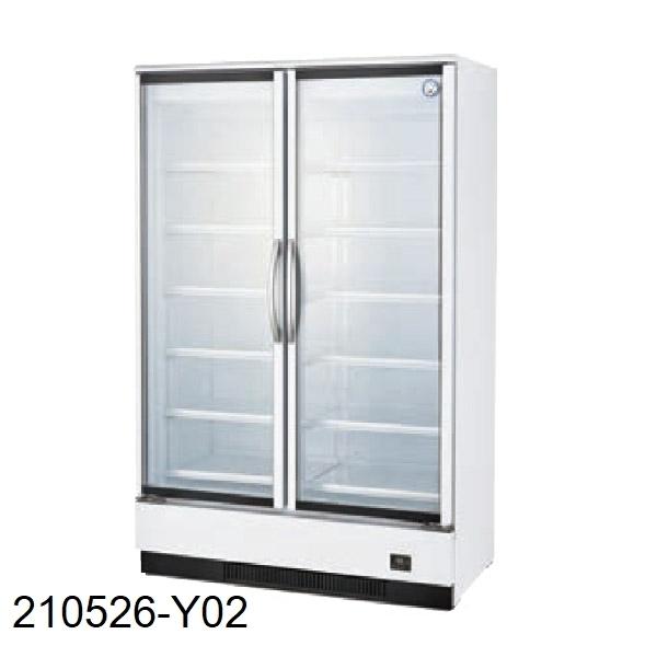 2021年式未使用◆フクシマガリレイ リーチイン冷凍ショーケース 冷凍機内蔵 W1200×D800×H1900 MRF-120FWTR 2電源/商品番号:210526-Y02_画像1