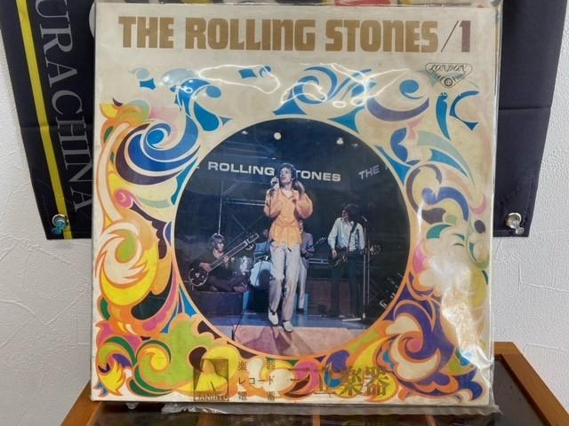 THE ROLLING STONES/1 LONDON STEREOPHONIC ローリングストーンズ ロンドン テルミー ルート66