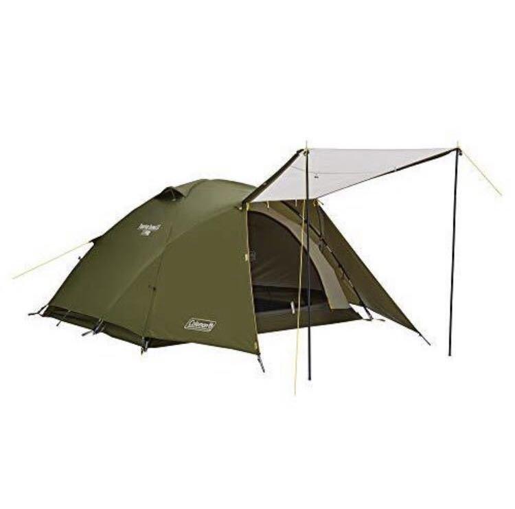 コールマン(Coleman) テント ツーリングドーム LX 2~3人用 アウトドア キャンプ オリーブ