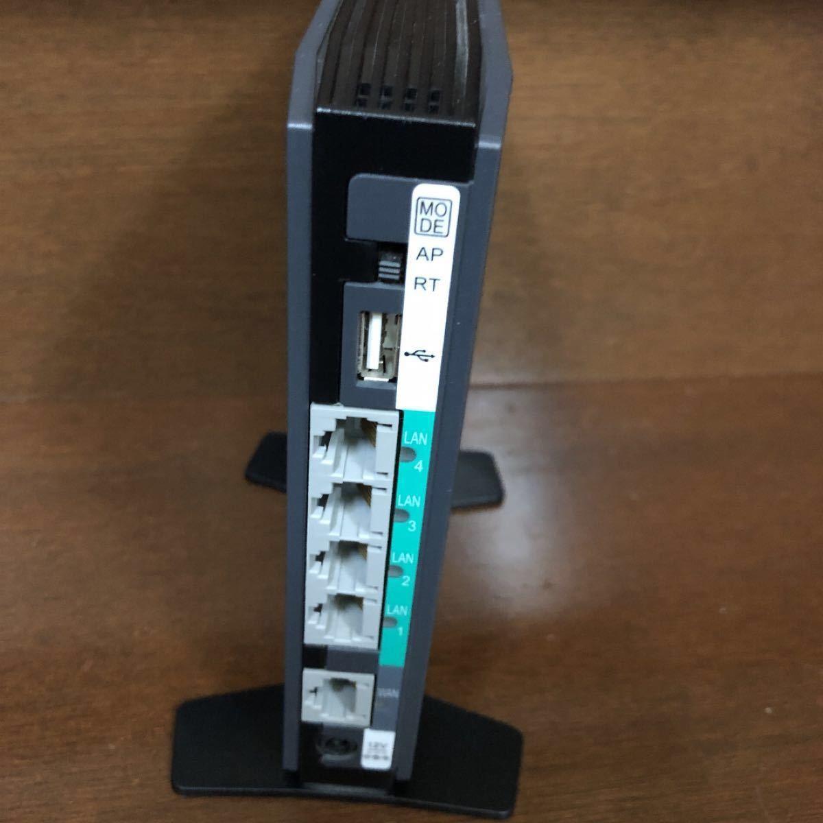 NEC 無線LANルーター  PA-WR8370N-HP
