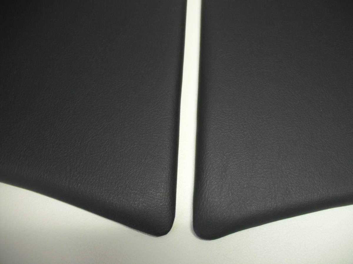 ジムニーSJ30、JA11.Fドアパネル黒レザー張りSET_画像3
