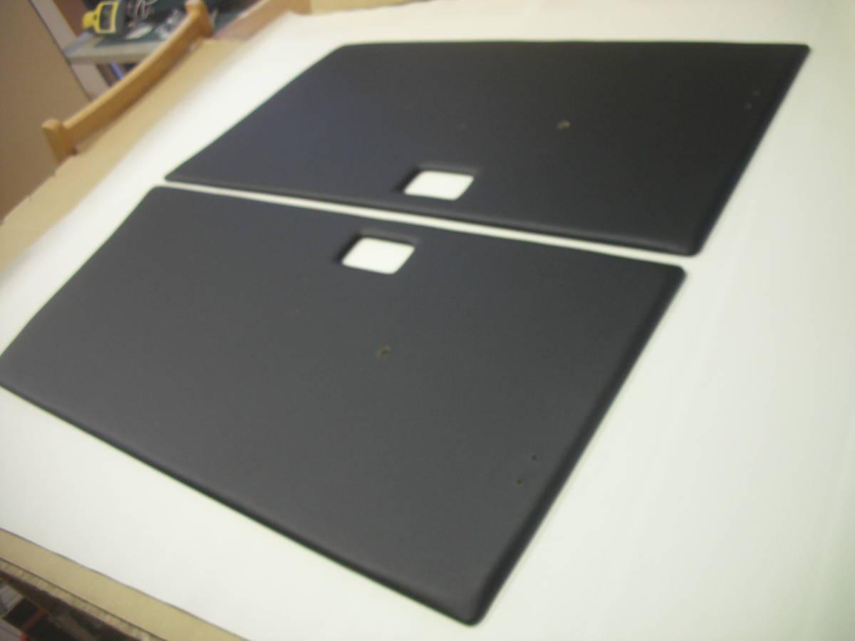 ジムニーSJ30、JA11.Fドアパネル黒レザー張りSET_画像6