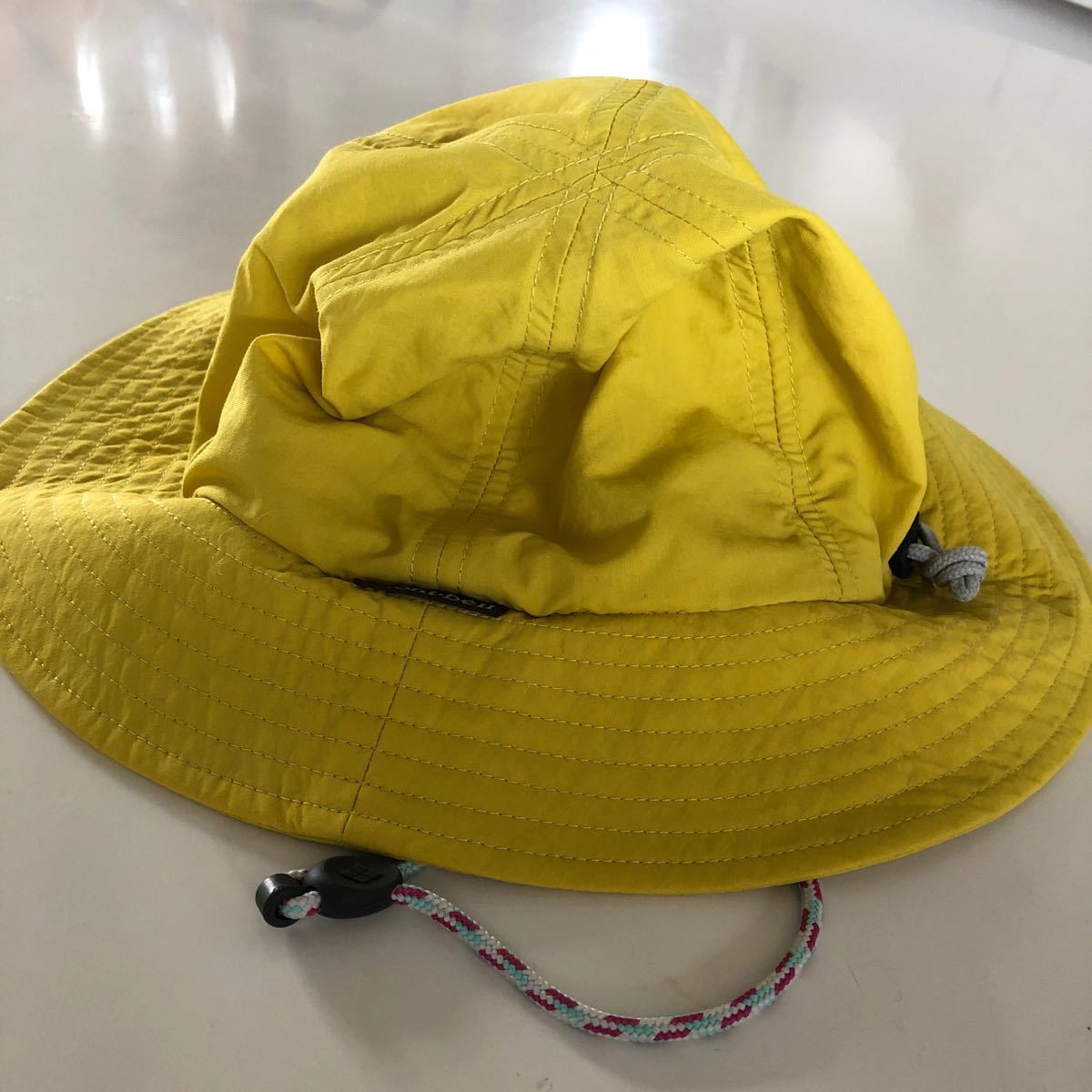 mont-bell キッズ ハット 美品