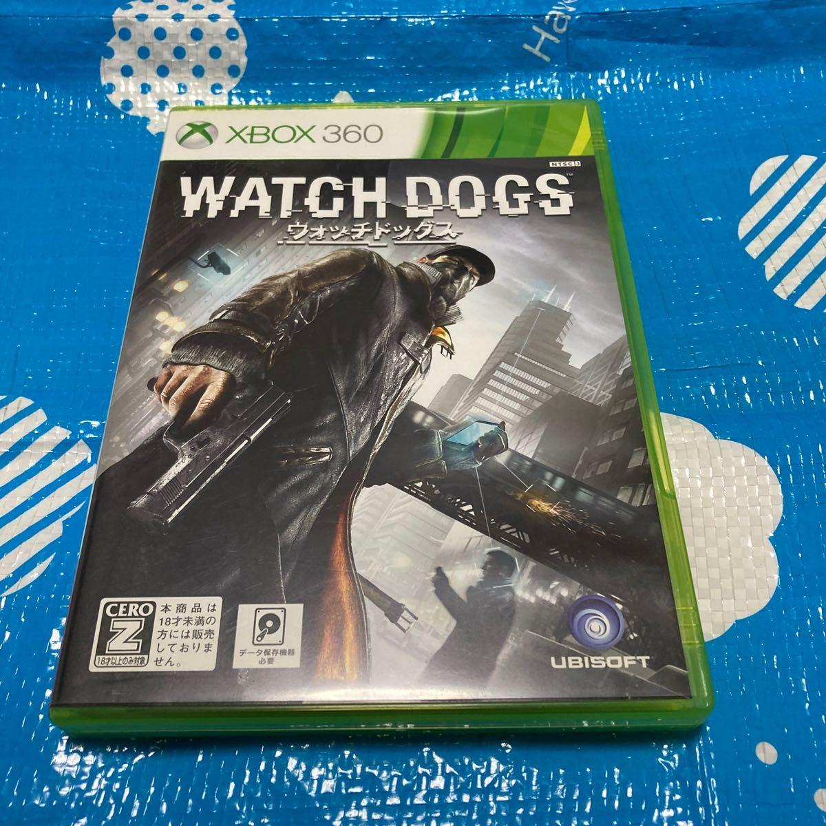 【Xbox360】 ウォッチドッグス (WATCH DOGS)