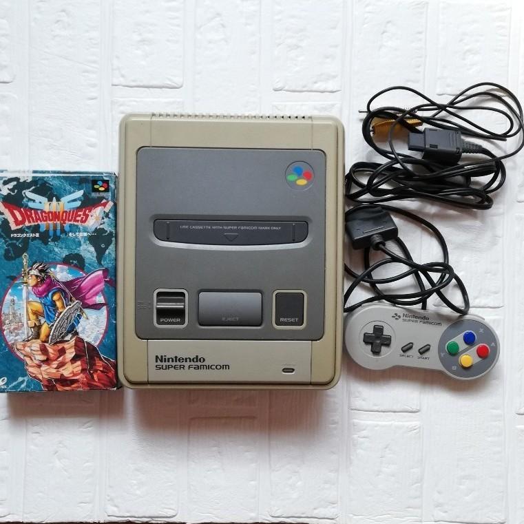 スーパーファミコン本体  Nintendo SFC ジャンク品