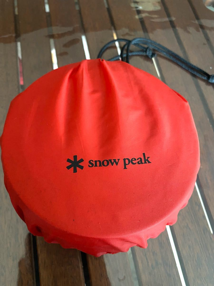 snow peak スノーピーク 8点 クッカーセット