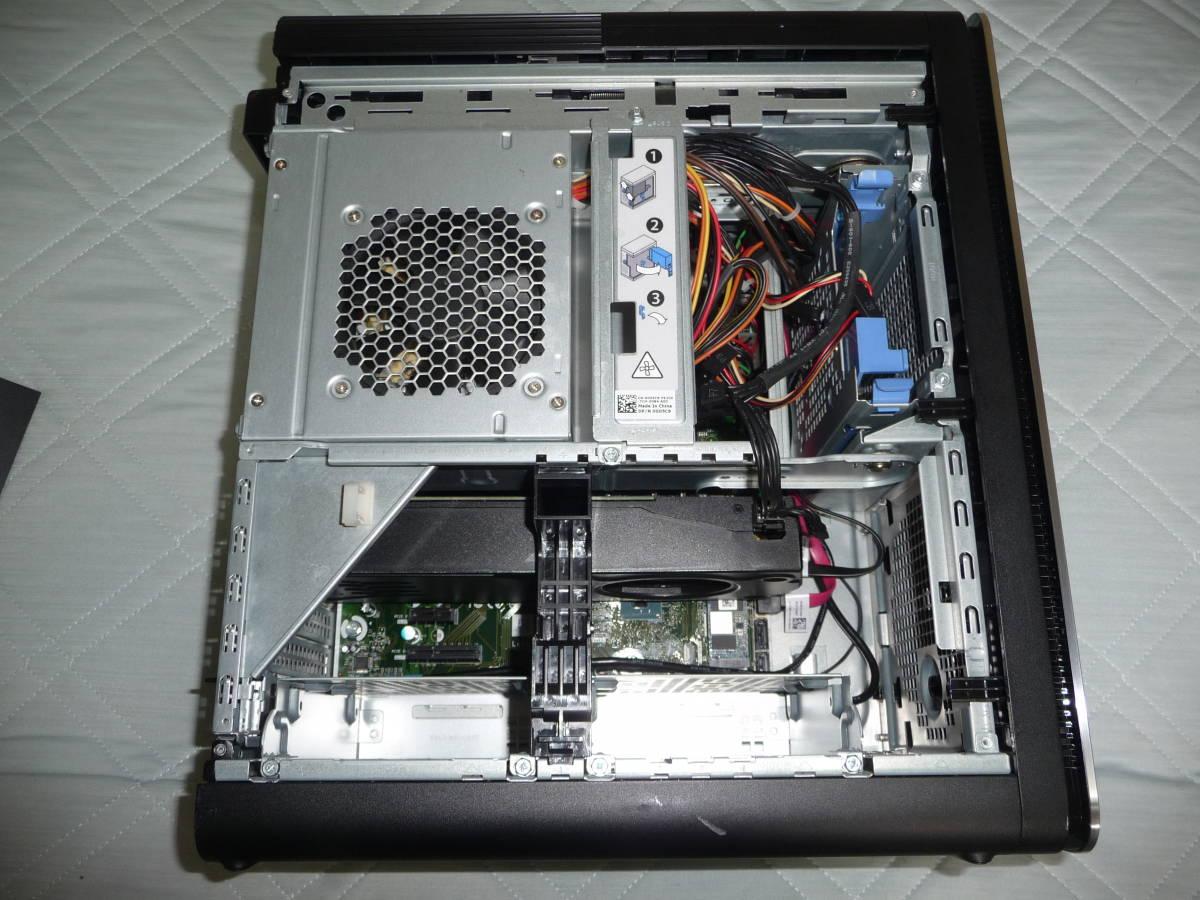 送料無料 大幅値下げ超高速SSD XPS8930 GTX1060 6GB WIN10 Core i7 8700(6コア12スレッド) メモリー16GB SSD M.2 512GB 新品  _画像6