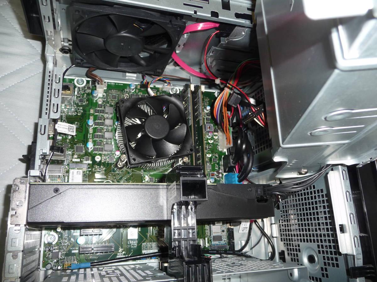 送料無料 大幅値下げ超高速SSD XPS8930 GTX1060 6GB WIN10 Core i7 8700(6コア12スレッド) メモリー16GB SSD M.2 512GB 新品  _画像7