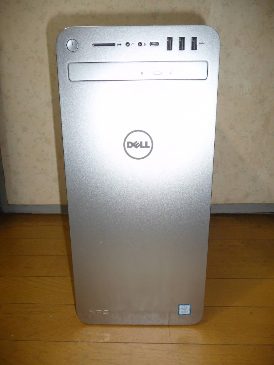 送料無料 大幅値下げ超高速SSD XPS8930 GTX1060 6GB WIN10 Core i7 8700(6コア12スレッド) メモリー16GB SSD M.2 512GB 新品  _画像1