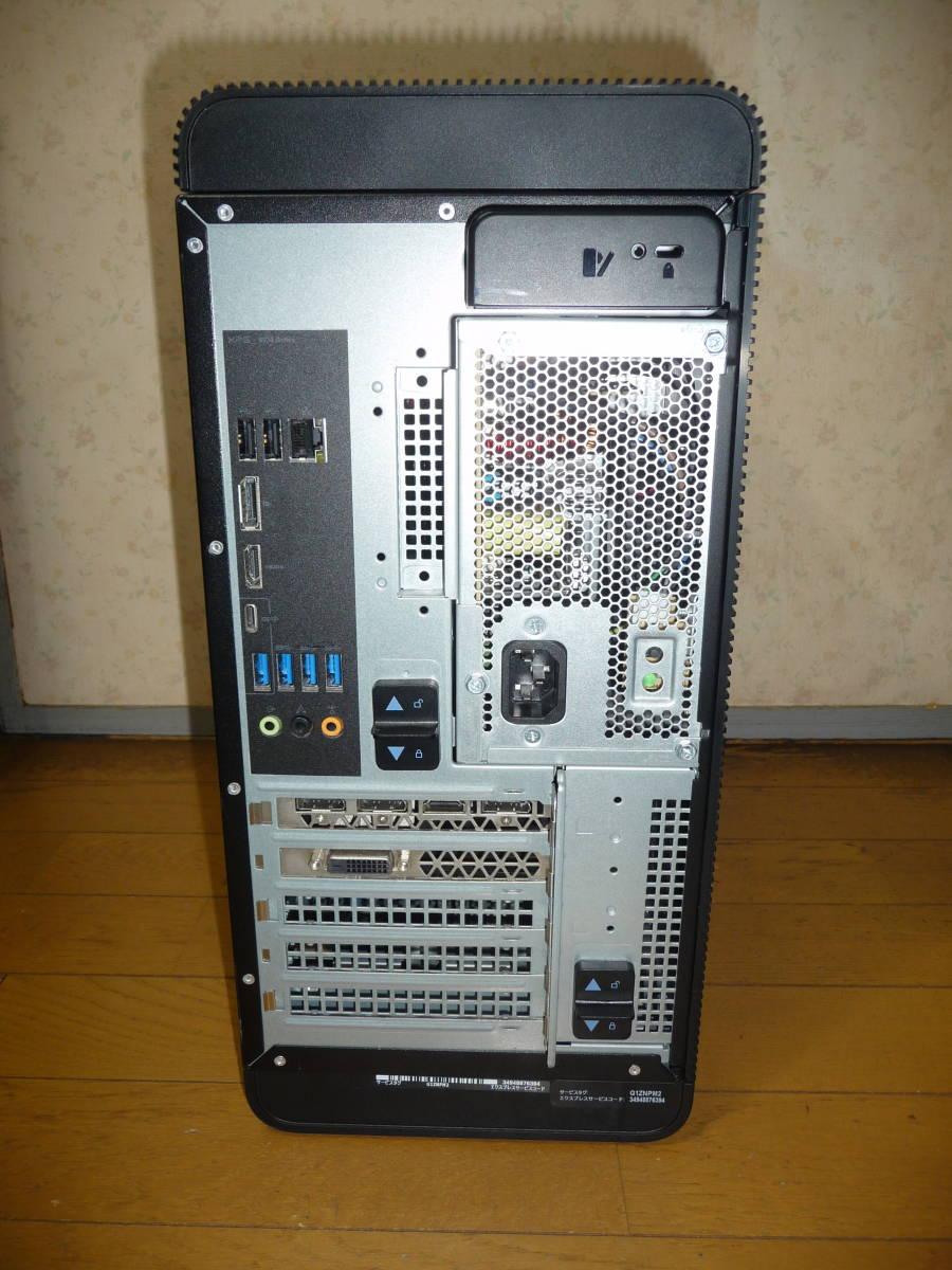 送料無料 大幅値下げ超高速SSD XPS8930 GTX1060 6GB WIN10 Core i7 8700(6コア12スレッド) メモリー16GB SSD M.2 512GB 新品  _画像3