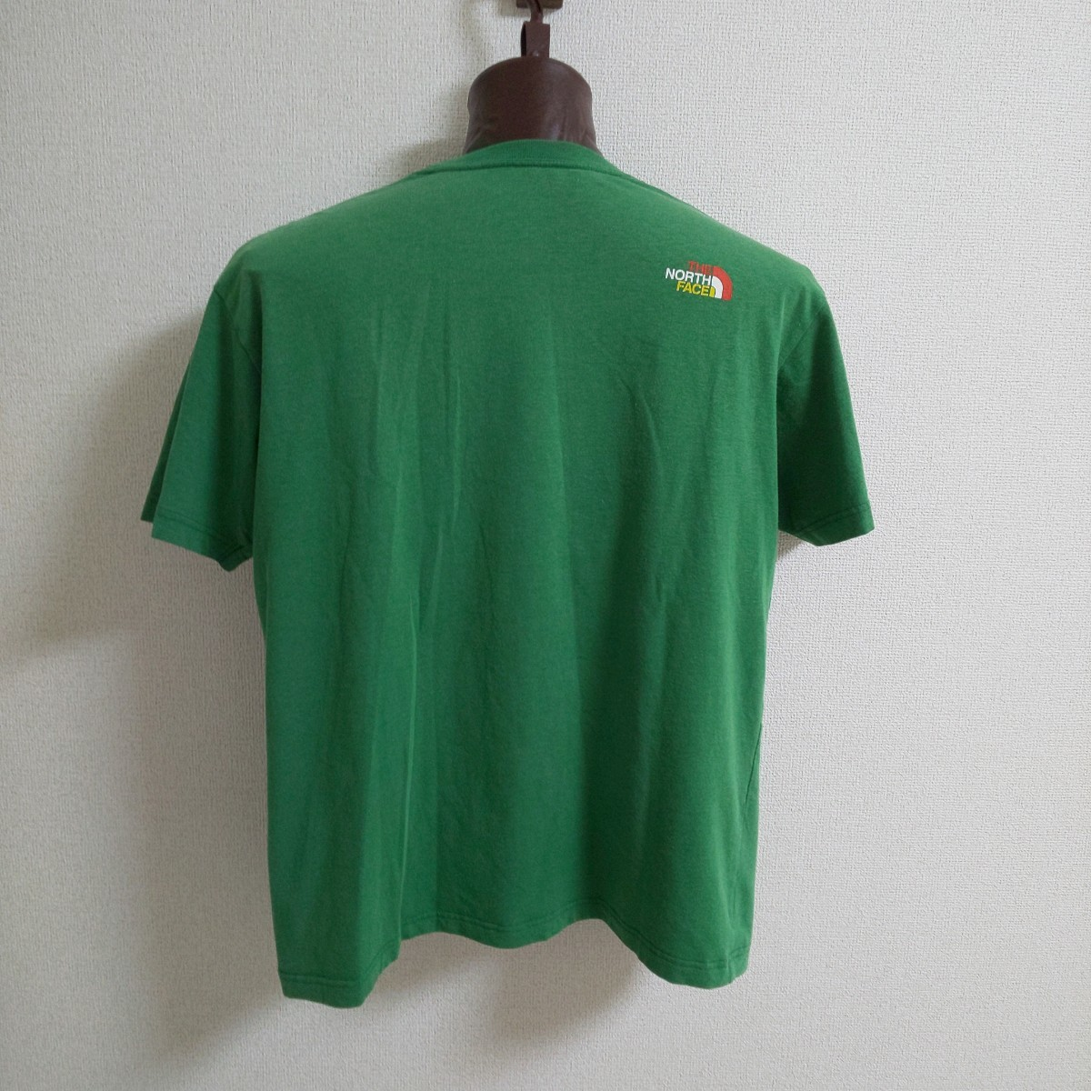 THE NORTH FACE ザノースフェイス ビッグロゴ ロゴTシャツ 半袖Tシャツ Logo Tee