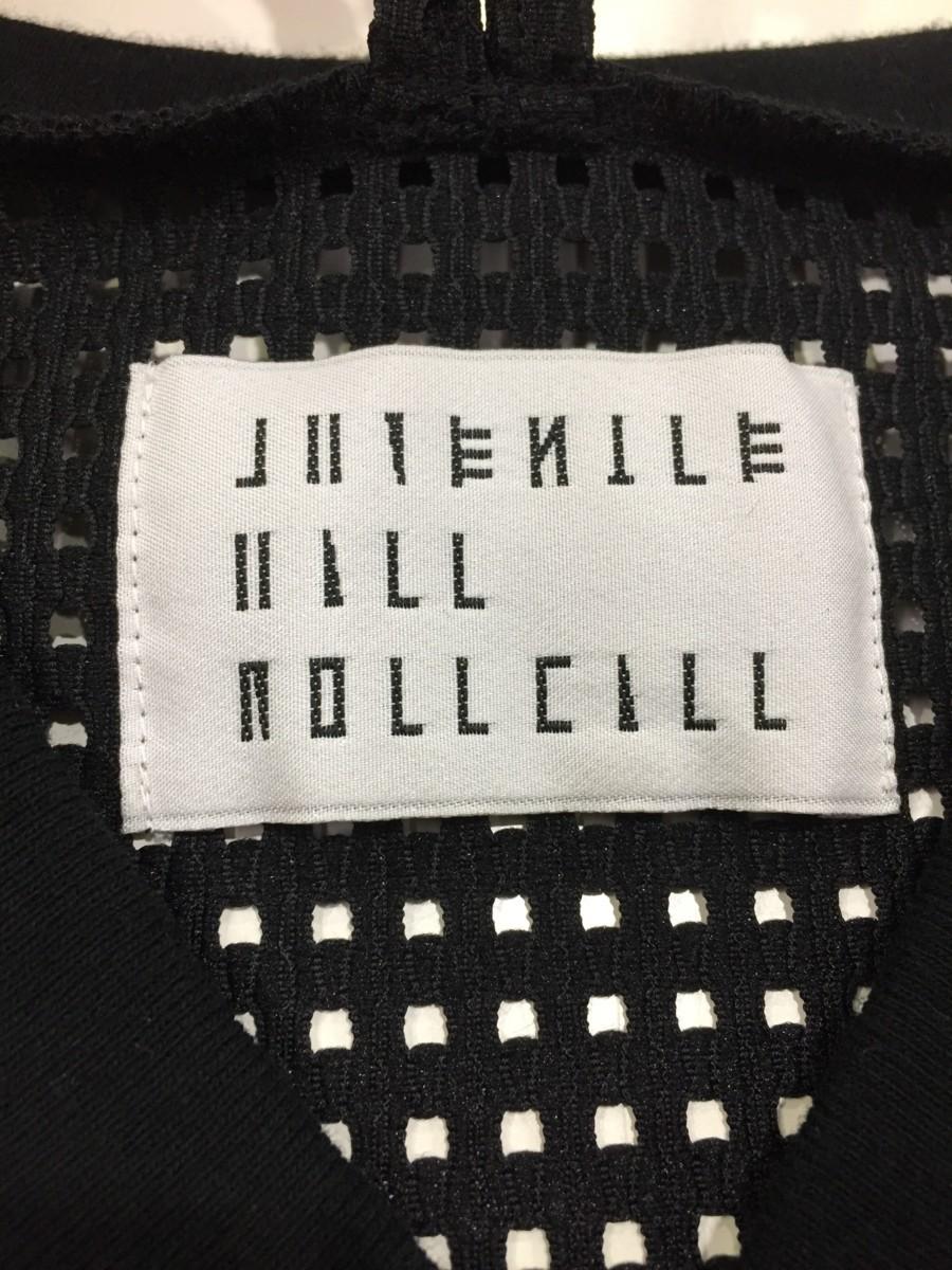 juvenile hall rollcall 1206 バイカラー メッシュ切替Tシャツ Fサイズ ジュヴェナイルホールロールコール プルオーバートップス_画像7