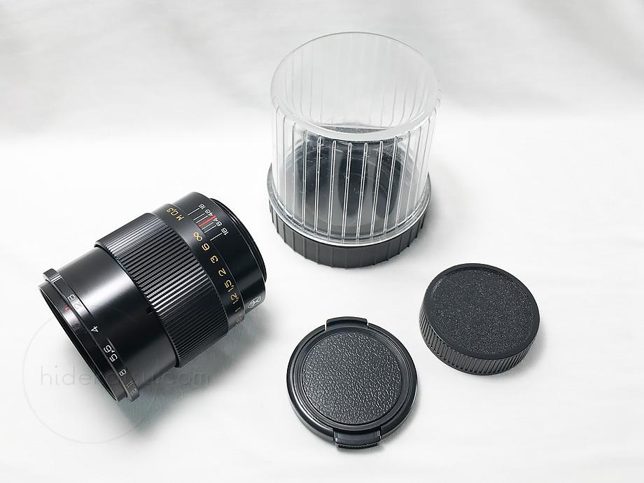 比較的いい状態)星ボケのインダスター【分解清掃済み・撮影チェック済み】 Industar-61 L/Z 50mm F2.8 M42_45i_画像2