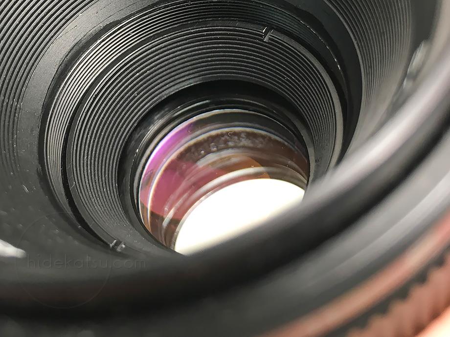 比較的いい状態)星ボケのインダスター【分解清掃済み・撮影チェック済み】 Industar-61 L/Z 50mm F2.8 M42_45i_画像9