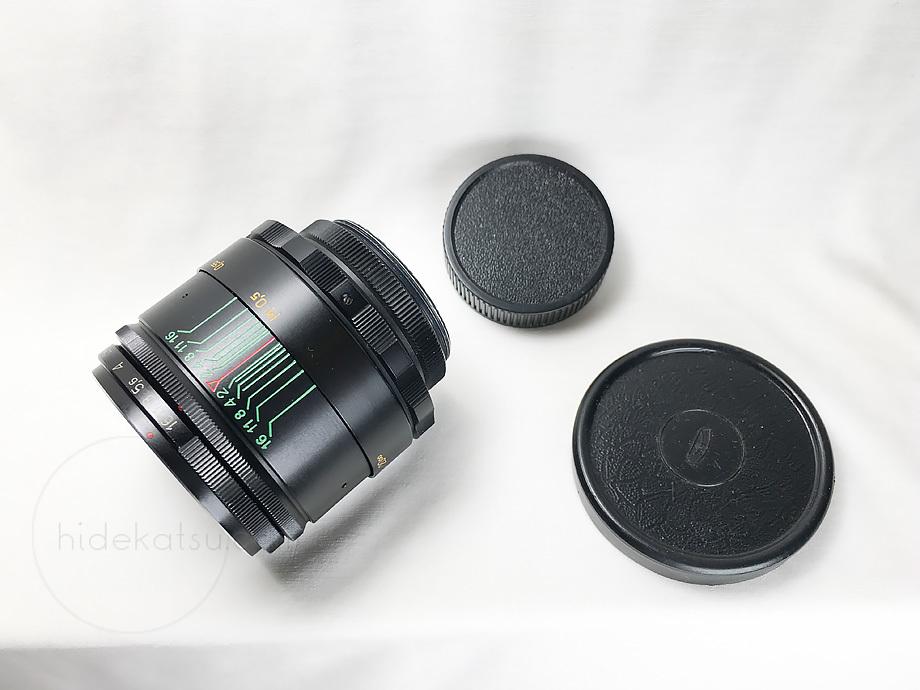 ぐるぐるボケのヘリオス【分解清掃済み・撮影チェック済み】Helios 44-2 58mm F2.0 M42マウント_50h_画像2