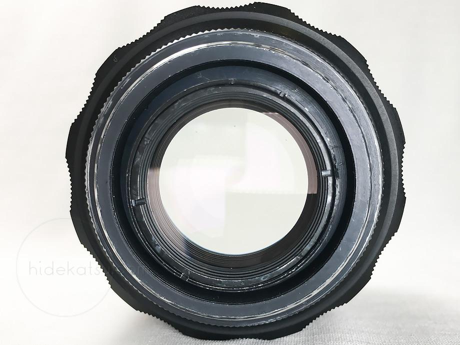 ぐるぐるボケのヘリオス【分解清掃済み・撮影チェック済み】Helios 44-2 58mm F2.0 M42マウント_50h_画像8