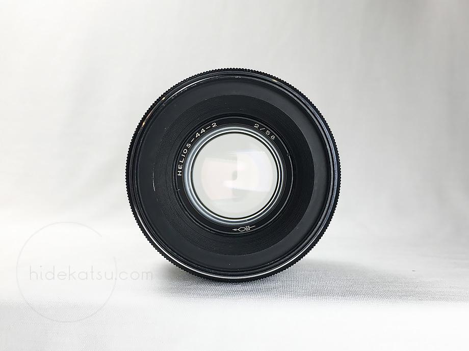 ぐるぐるボケのヘリオス【分解清掃済み・撮影チェック済み】Helios 44-2 58mm F2.0 M42マウント_51h_画像5