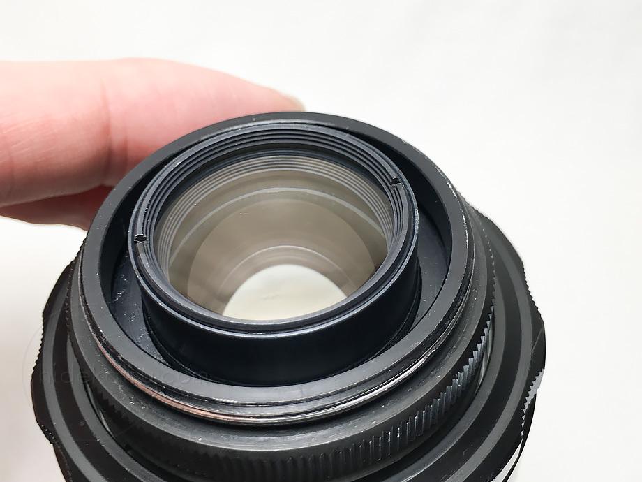 ぐるぐるボケのヘリオス【分解清掃済み・撮影チェック済み】Helios 44-2 58mm F2.0 M42マウント_51h_画像10