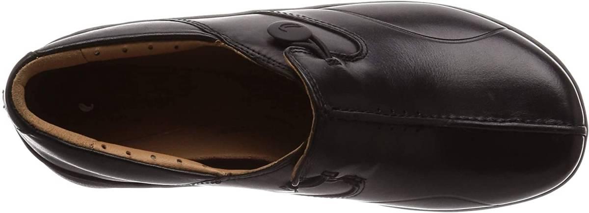 新品 クラークス Clarks スリッポン アンループ2ウォーク レディース 22.0cm UK3 EUR35 1/2_画像5