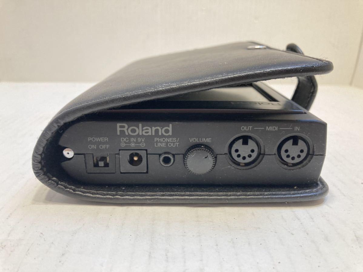 d94 Roland ローランド PMA-5 パーソナルミュージックアシスタント_画像2