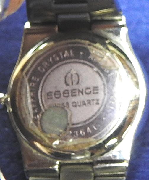 ☆【中古】ES SENCE レディース 腕時計☆_画像9