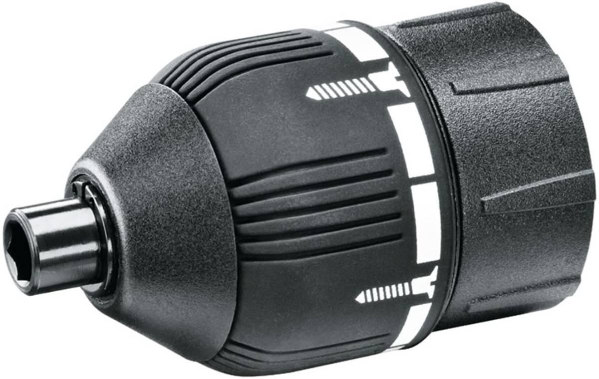 便利商品 ボッシュ BOSCH トルクアダプター 電動ドライバー コードレス 充電式 LEDライト 正逆転切替 家具の組み立て DIY ビット10本 IXO5_画像2