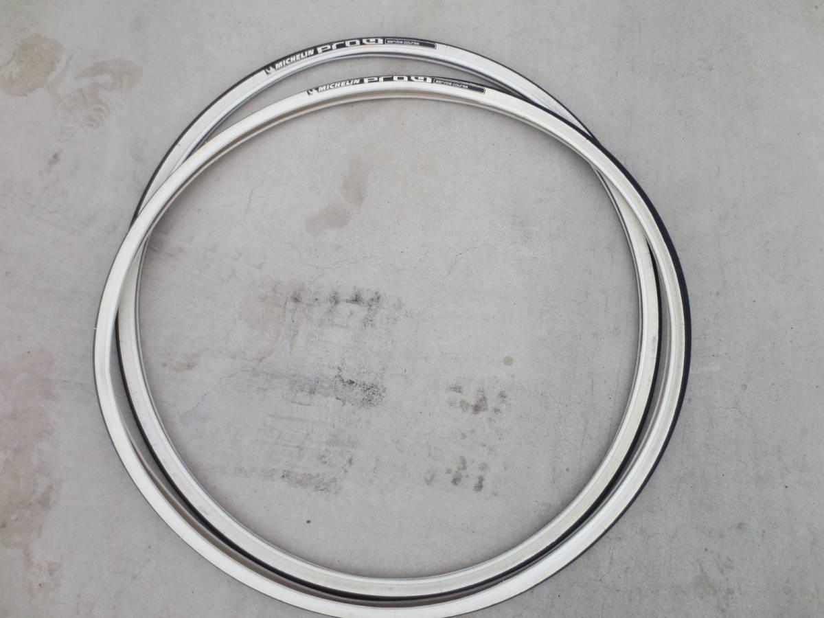 新品展示車外し MICHELIN (ミシュラン) Pro4 Service Course 700×23c 2本セット