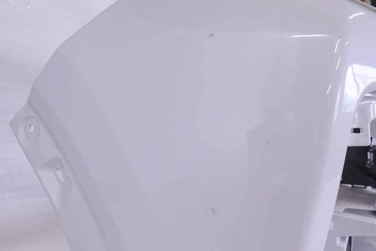 16-1538★A200S A210S ロッキー フロントバンパー 52101-B1150★シャイニングホワイトパール W25 補修用 ダイハツ 純正 (RO)_画像5