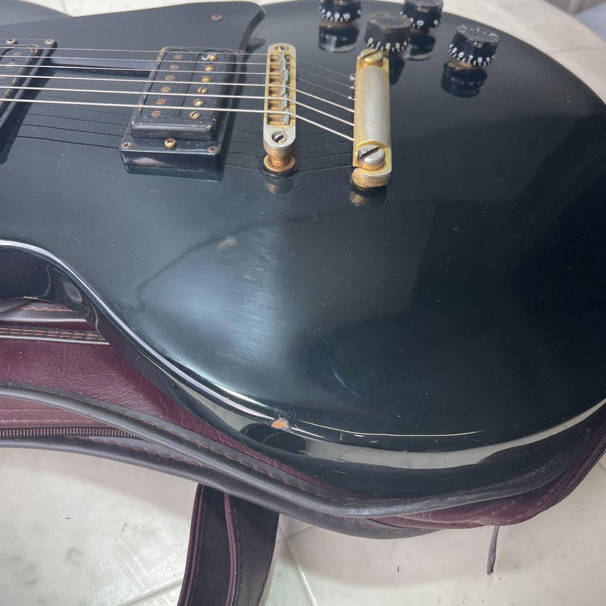 THE GRECO グレコ エレキギター ソフトケース 【ジャンク】_画像5
