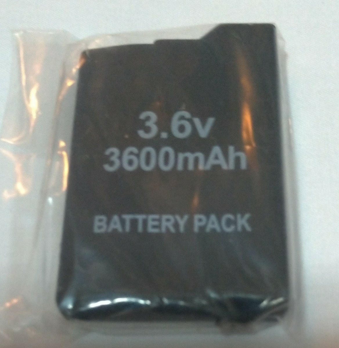 PSP2000 PSP3000  3600mah 互換バッテリー