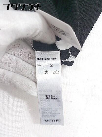 ◇ SLY スライ パンツ サイズ2 ブラック レディース_画像4