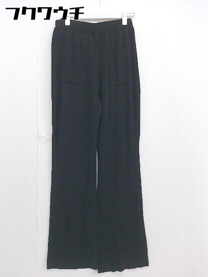 ◇ SLY スライ パンツ サイズ2 ブラック レディース_画像2