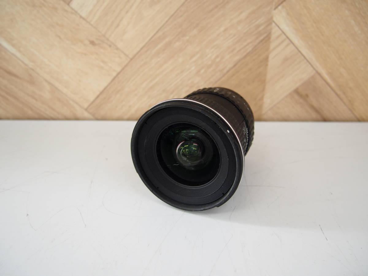 ☆Tokina トキナー AT-X PRO カメラレンズ SD 11-16 F2.8(IF)DX Aマウント 広