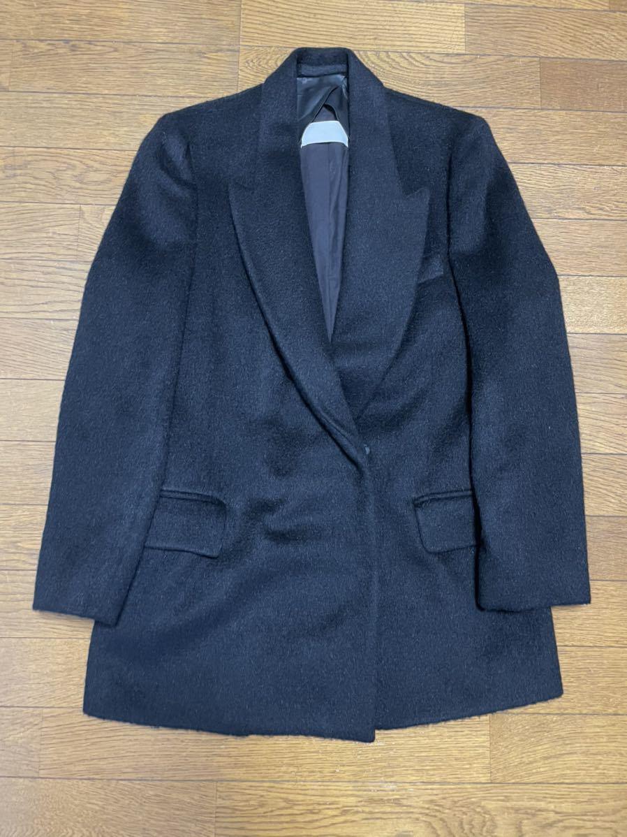 2002 マルタンマルジェラ ジャケットファー コート白タグ アーカイブ アーティザナル シャツ ライダース レザー ラブシモンズ