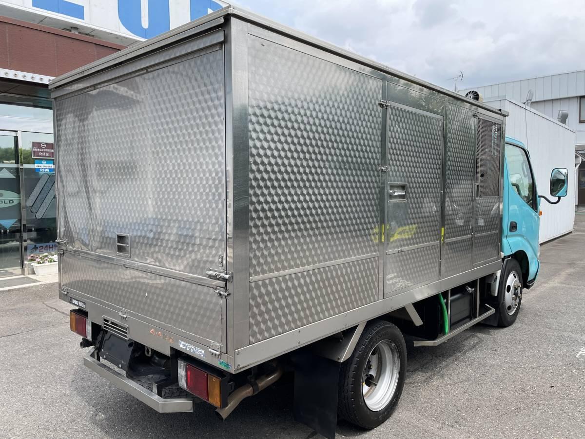 「H13 トヨタダイナ 移動販売車 最大積載1900㎏」の画像3
