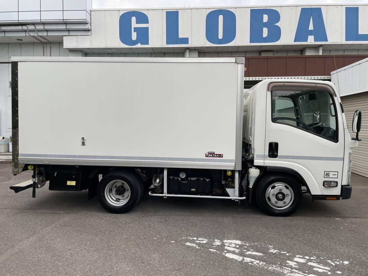 H26 いすゞエルフ 2トントラック 冷蔵冷凍車 -30℃設定あり 上物メーカー:日本フルハーフ 最大積載2000㎏_画像5