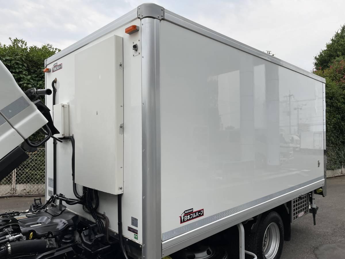 H26 いすゞエルフ 2トントラック 冷蔵冷凍車 -30℃設定あり 上物メーカー:日本フルハーフ 最大積載2000㎏_画像7