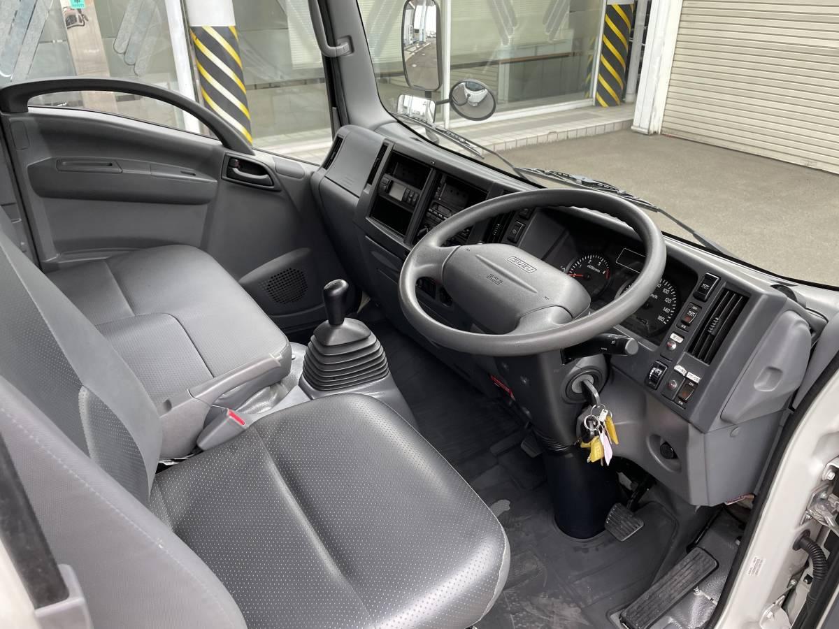 H26 いすゞエルフ 2トントラック 冷蔵冷凍車 -30℃設定あり 上物メーカー:日本フルハーフ 最大積載2000㎏_画像8