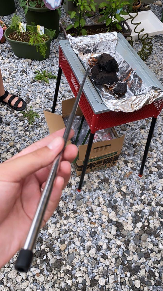 火吹き棒 アウトドア outdoor キャンプ Camp 焚き火 バーベキュー BBQ