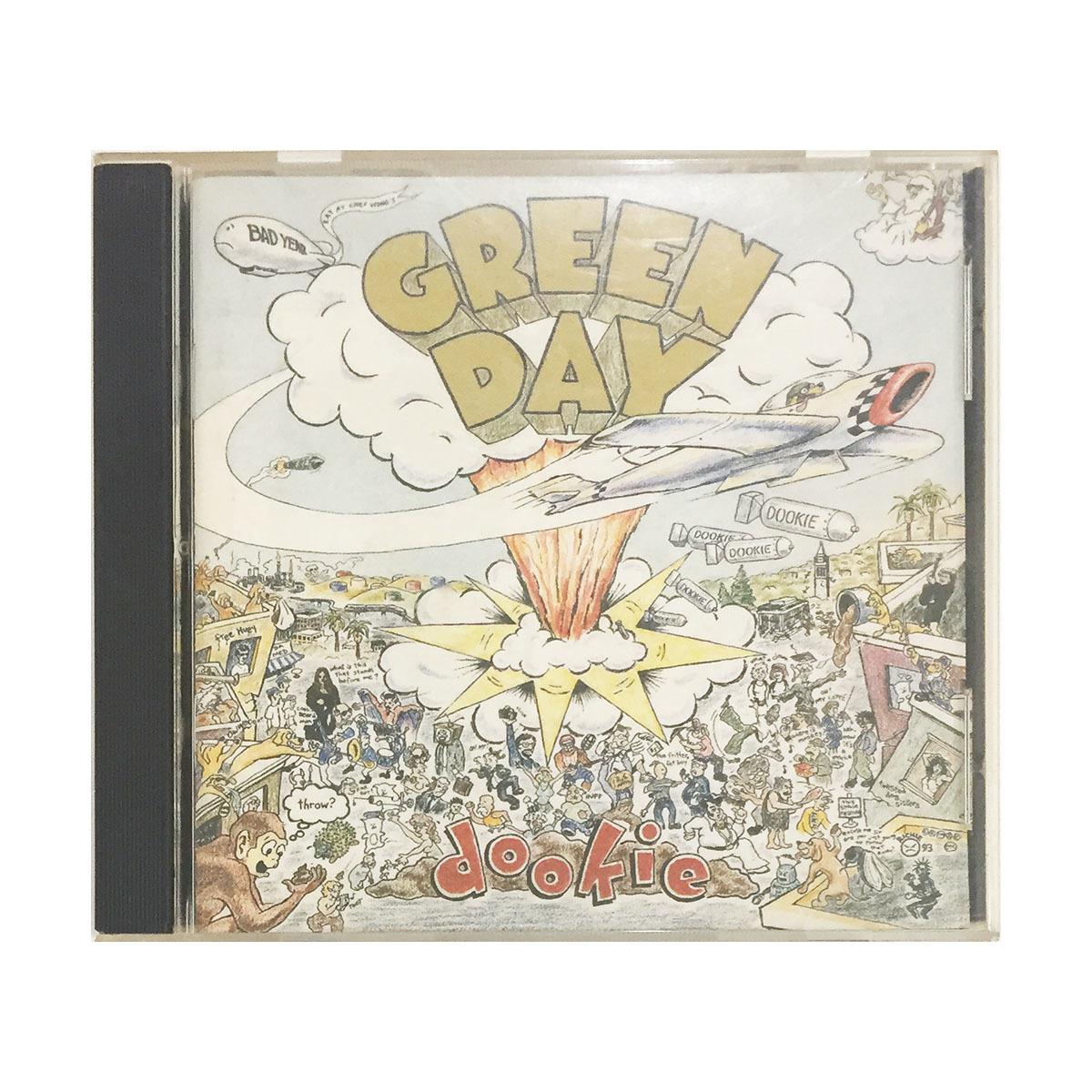 洋楽 CD グリーンデイ ドゥーキー GREEN DAY Dookie パンク メロコア ポップ パンク バスケットケース BASKET CASE 名曲 名盤 3ピース