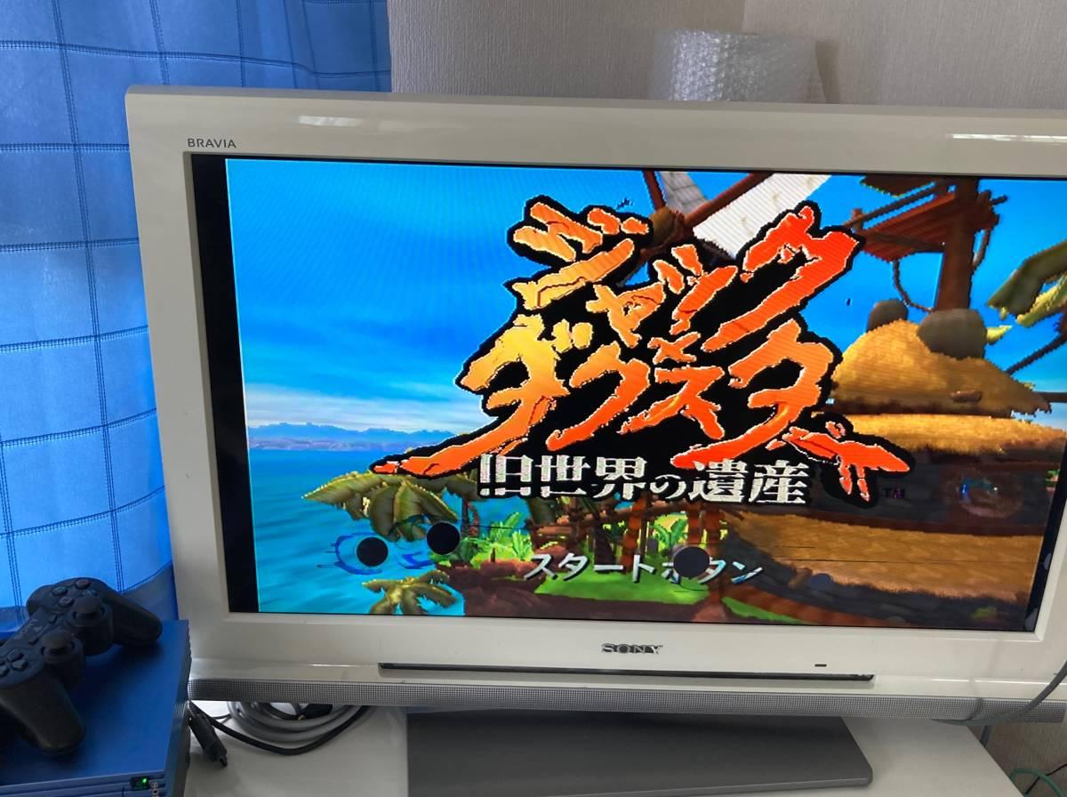 21-PS2-140 プレイステーション2 ジャック×ダクスター 旧世界の遺産 動作品 PS2 プレステ2