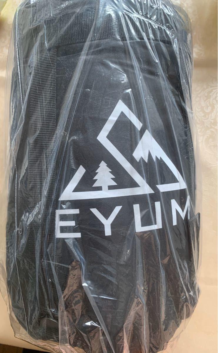 寝袋 シュラフ 封筒型 軽量 防水 コンパクト 簡単収納 丸洗い可能 収納袋付き