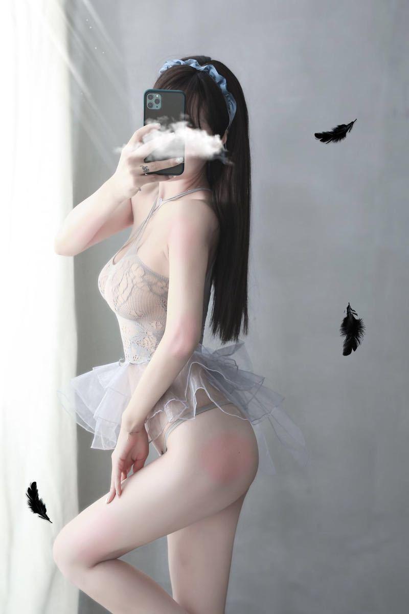 セクシーランジェリー ベビードール コスプレ衣装 sexy