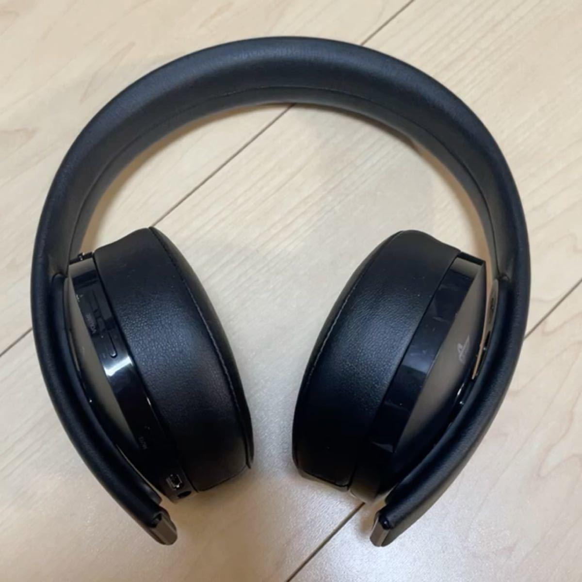 SONY CUHJ-15007 ヘッドセット PlayStation プレミアムワイヤレスサラウンドヘッドセット